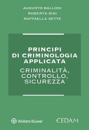 Documento senza titolo for Societa italiana di criminologia
